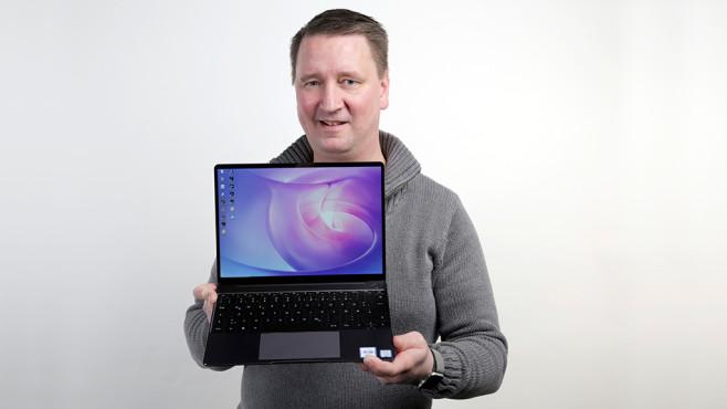 Huawei MateBook 13 (53010FYW) ©COMPUTER BILD