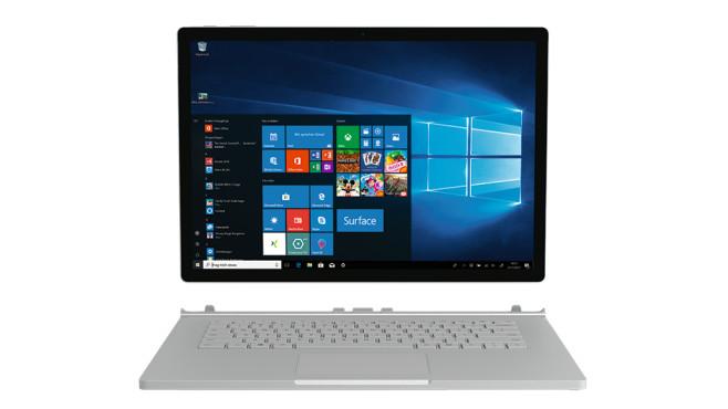 Microsoft Surface Book 2 15 ©Microsoft
