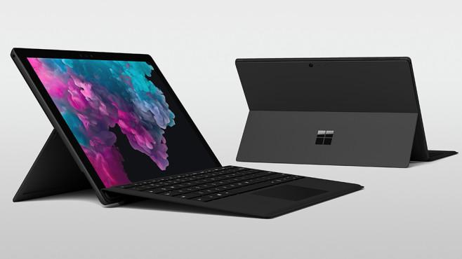 Microsoft Surface Pro 6 (2018) ©Microsoft