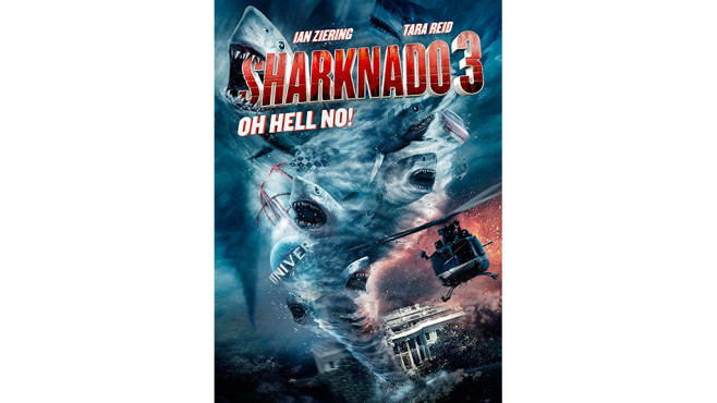 Sharknado 3 – Oh Hell No! © White Pearl Movies / daredo (Soulfood)