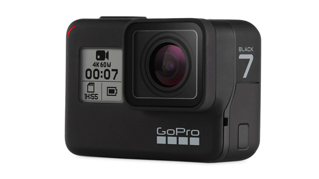 GoPro Hero7 Black © GoPro