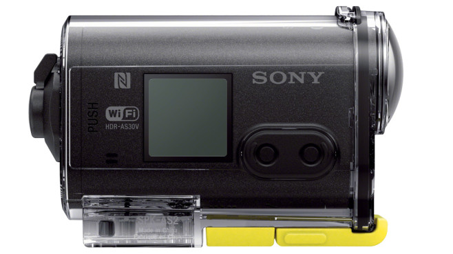 Sony HDR-AS30V © Sony