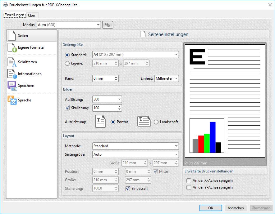Screenshot 1 - PDF-XChange Lite Free