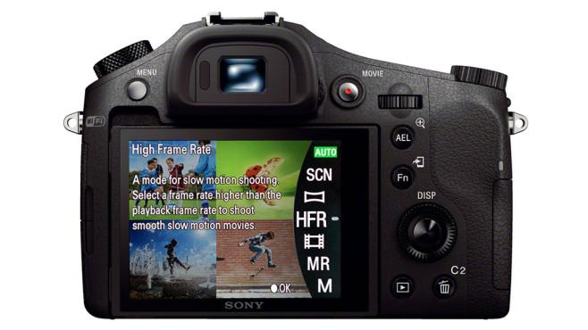 Sony Cyber-shot RX10 II©COMPUTER BILD