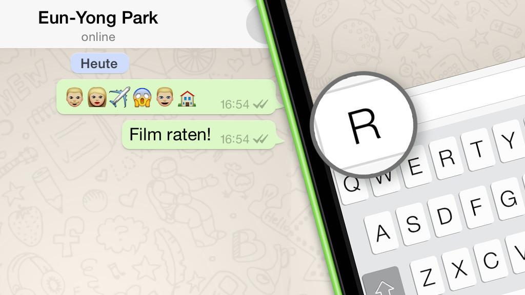Whatsapp Status Rätsel
