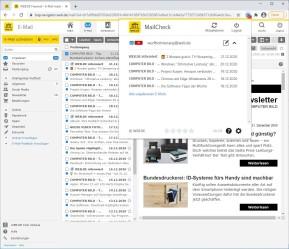 Web.de MailCheck für Chrome