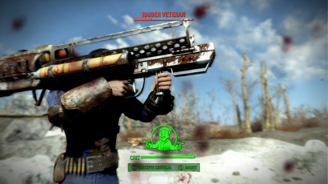 Action-Rollenspiel Fallout 4 ©Bethesda Softworks