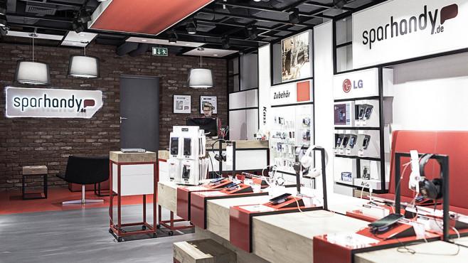 Sparhandy-Store in Köln©Sparhandy