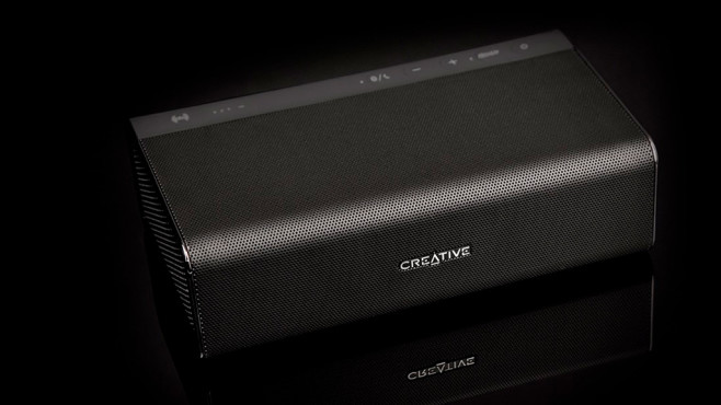 Creative Soundblaster Roar Pro © Creative