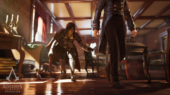 Assassin's Creed – Syndicate ©Ubisoft