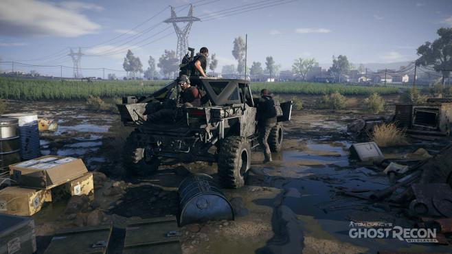 Tom Clancy's Ghost Recon – Wildlands ©Ubisoft