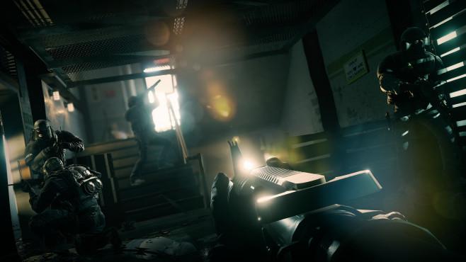 Tom Clancy's Rainbow Six – Siege ©Ubisoft