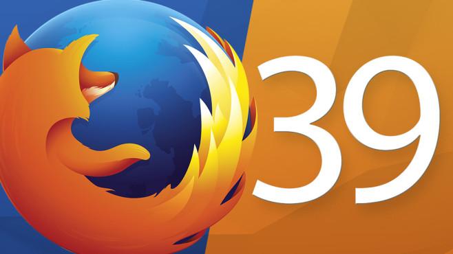 Mozilla Firefox 39©Mozilla