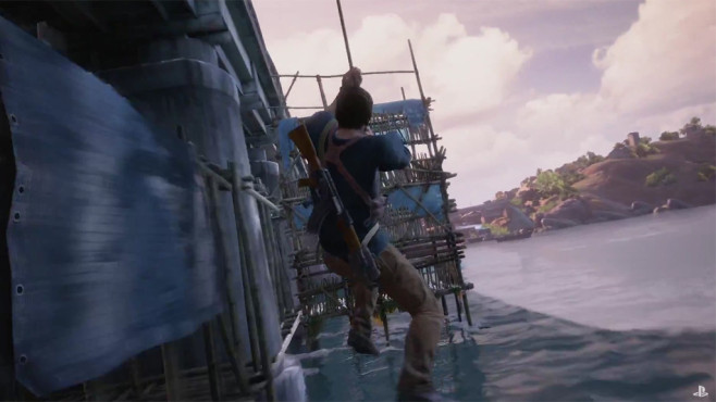 Uncharted 4 – A Thief's End ©Sony