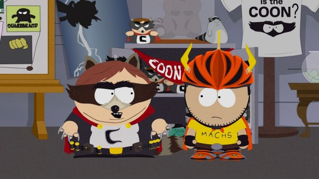 South Park – Die rektakuläre Zerreißprobe©Ubisoft
