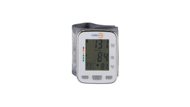 Curamed Blutdruckmessgerät ©Aldi