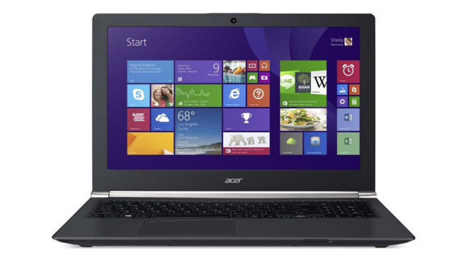 Acer Aspire V15 Nitro VN7-571G ©Acer