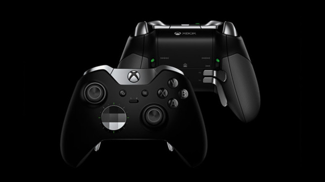 Xbox Elite Controller©Microsoft