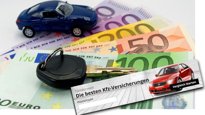 Kfz-Versicherungen im Vergleich©M. Schuppich - Fotolia.com