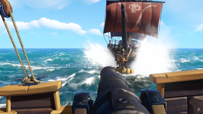 Sea of Thieves © Microsoft