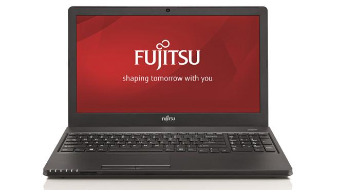Fujitsu LifeBook A555 ©Fujitsu