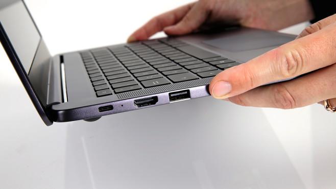 Huawei MateBook D ©COMPUTER BILD