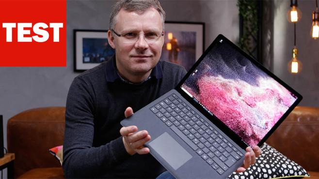 Microsoft Surface Laptop 2 ©COMPUTER BILD