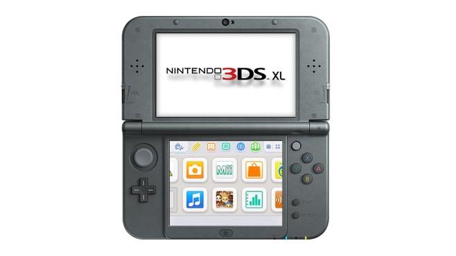 Nintendo 3DS XL ©Nintendo