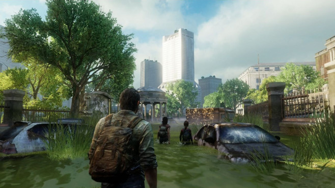 The Last of Us – Remastered ©Naughty Dog