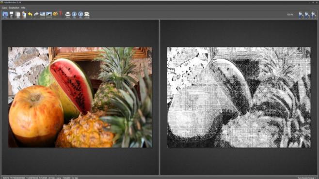 FotoSketcher Portable ©COMPUTER BILD