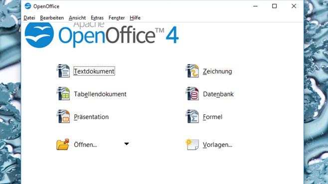 OpenOffice Portable ©COMPUTER BILD