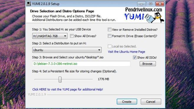 YUMI (Your Universal Multiboot Installer) Portable ©COMPUTER BILD