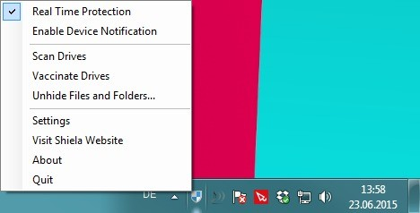 Screenshot 1 - Shiela USB Shield