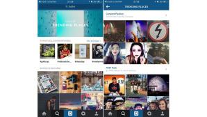 Instagram Screenshots Discover©Instagram, COMPUTER BILD