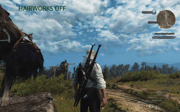 The Witcher 3 © Bandai Namco Entertainment, Nexusmods.com, Crassius