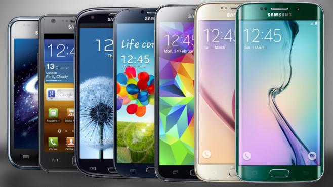 Samsung Galaxy S-Modelle©Samsung, COMPUTER BILD
