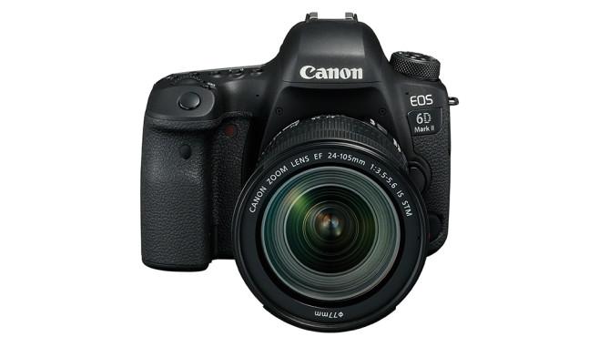 Canon EOS 6D Mark II ©Canon