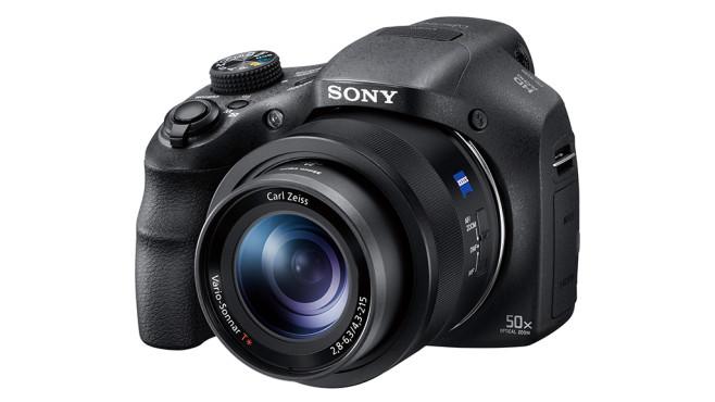 Sony Cyber-shot HX350 ©Sony