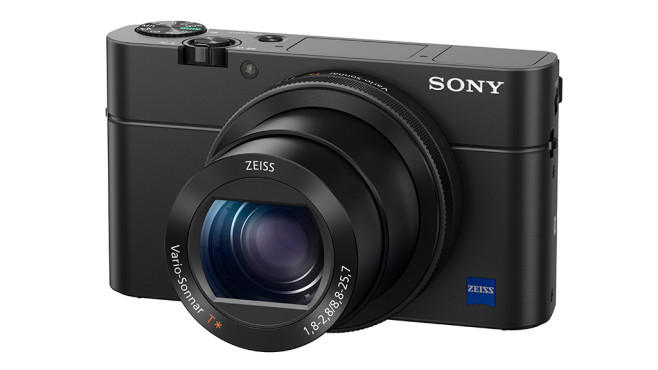 Sony Cyber-shot RX100 IV ©Sony