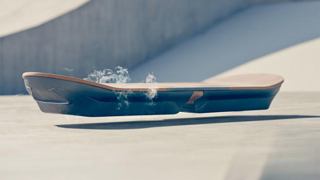 Lexus Hoverboard©Lexus