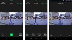 Polaroid Cube+ App©COMPUTER BILD