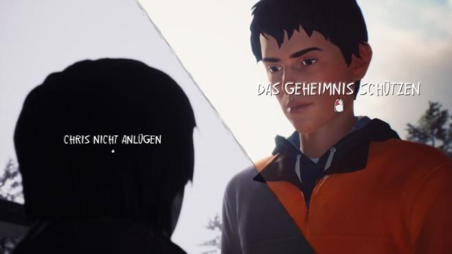 Entscheidungen©Square Enix