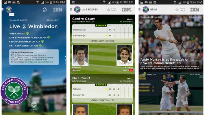 The Championships, Wimbledon ©Wimbledon