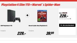 PS4-Schn�ppchen © Media Markt