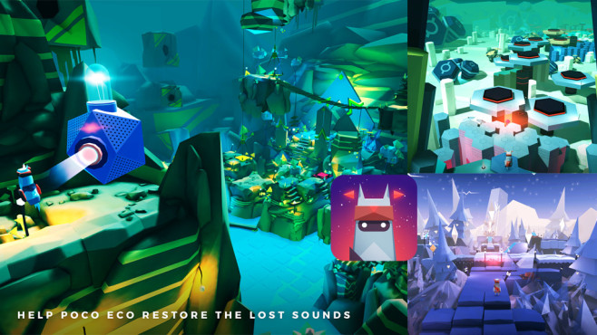 Adventures of Poco Eco – Lost Sounds © Possible Games