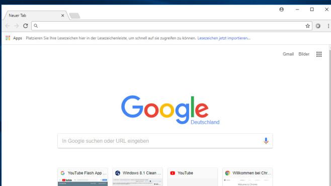 Google Chrome: Schneller, schlanker Surf-Begleiter ©COMPUTER BILD
