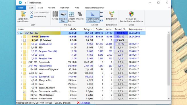 XYplorer Free: Dateimanager mit Zweifenster-Ansicht©COMPUTER BILD