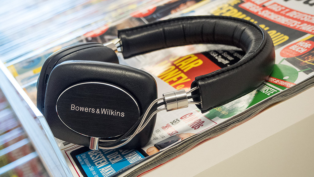 kopfh rer test bowers wilkins p5 wireless audio video. Black Bedroom Furniture Sets. Home Design Ideas