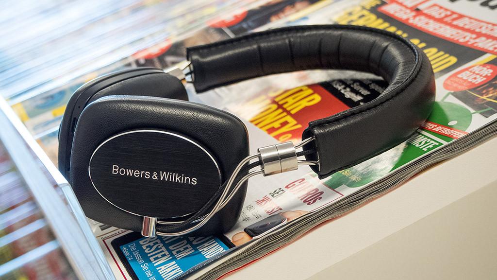 Bowers & Wilkins P5 Wireless©COMPUTER BILD