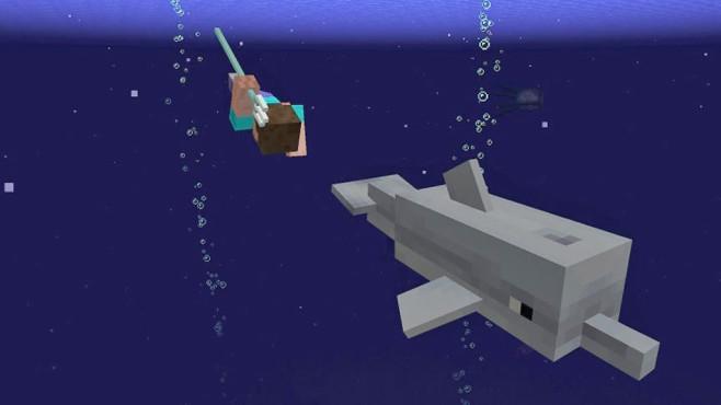 Minecraft: Update Aquatic©Mojang